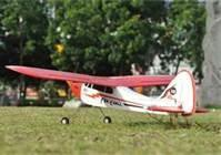 China 2.4Ghz  RTF RC electric powered model airplanes park flyer with 4 Channel, brushless motor on sale