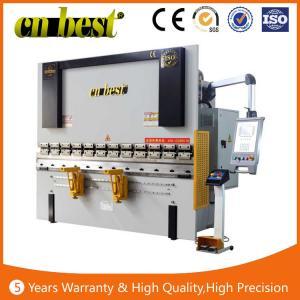 Quality cnc manual hydraulic press brake machine for sale