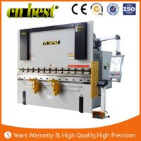 Quality sheet bending machine price for sale