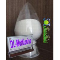 Quality 99% Pure Amino Acid Powder DL-Methionine for Animal Feed Nutrition SAA-METDL99 for sale