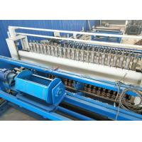 Quality Fully Automatic Welded Wire Mesh Machine , Roof Mesh Panel Welding Machine for sale