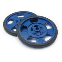 Quality OEM Custom Bi Injection Molding / 2K Injection Molding Process For Wheels / Buttons for sale