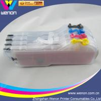 Buy cheap ink cartridge for Brother LC980 LC985 LC1100 refillable ink cartridge from wholesalers