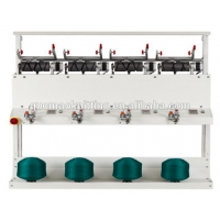 Quality Computer Control 2 Spindle Thread Rewinding Machine for sale