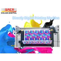 Quality 3.2m Directly fabric printing machine Banner Printing Machine Flag Printing Machine Epson 4720 Print Head for sale