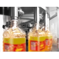 Quality 84 Disinfectant Liquid Bottle Filling Capping And Labeling Machine for sale
