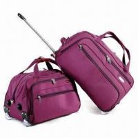 Quality Customized Multifunction Trolley Travel Bag for sale