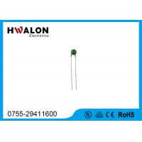 Quality Professional Silicon Resin Overheat Protection Thermistor , PTC Thermistor Resistor for sale