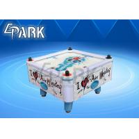 Quality Easy Operation coin operated Kids Air Hockey Table , 4 Person Air Hockey Arcade Machine for sale