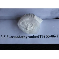 Quality Physique Enhancing Pharmaceutical Active Ingredients Liothyronine Sodium T3 Fat Loss Powder for sale