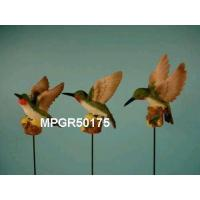 Quality Polyrsein Hummingbirds Stake for sale