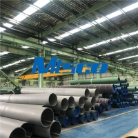 Quality ASME SA312 48.3x3.68MM Stainless Steel Seamless Pipe For Marine Industry for sale