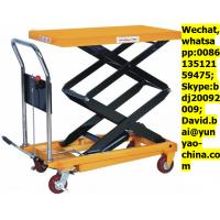 Quality Hand Lifting Table for sale