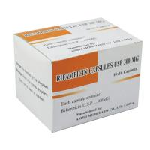 Quality Rifampicin Capsule 300mg, 10x10