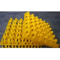 Quality Plastic egg tray for sale 30 holes Plastic egg trays for sale