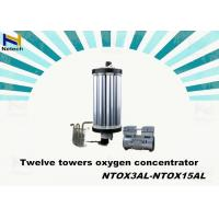 China High Concentrations 03 - 15L Oxygen Concentrator Parts With Stable Oxygen Output on sale