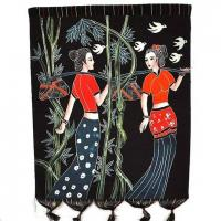 Buy cheap Batik Painting,Folk Crafts Arts,Handicrafts,Wall Hangings from wholesalers