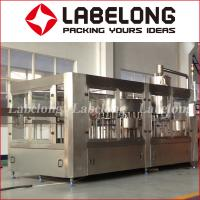 Buy cheap 304 Ss Rotary Bottle Filling Machine , Beer Bottling Machine CE Certification from wholesalers