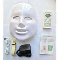 China photon PDT led skin care facial mask blue green red light therapy beauty devices with wholesale price on sale