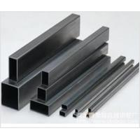 China EN 10204 / 3.1B Seamless Square Tube Burr removed , Steel Square Tubing on sale