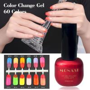 Quality Hot Sale Magic Colour Changing Gel Polish Soak off Chameleon Paint Thermal Color for sale