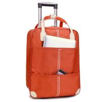 Quality Oxford Travel Trolley Bags , Fashionable Suitcase Travel Bags For Women for sale
