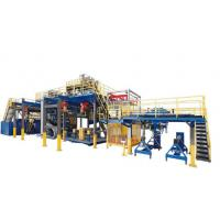 China Waterproof Membrane Pp Hollow Sheet Extrusion Line Solid Roll 2200mm Wide on sale