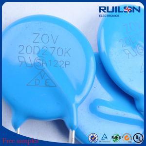 Quality Ruilon 20D Series Through Hole Metal Oxide Varistors MOV for sale