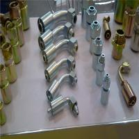 Quality carbon steel or stainless steel hydraulic fittings for sale