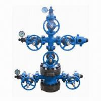 Quality Split Type Christmas Tree/Wellhead Equipment with 2,000 to 15,000psi Rated Working Pressure for sale