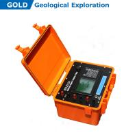 Quality Arbitrary Work Cycle Setting DC Resistivity And IP Insrtument for sale