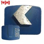 Quality Single Arrow Segment One pin backed diamond shoes for sale