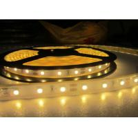 Quality Red Green Blue Yellow  Waterproof LED Strip Lights Outdoor High Intensity CE ROSH Certificated for sale
