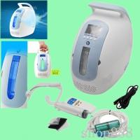 Quality Portable Family Oxygen Concentrator Humidifier With Outer Handle for sale