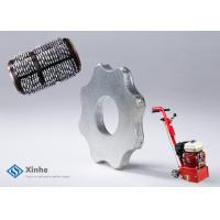 China Tungsten Carbide Tipped Cutters 8 tips Scarifier Cutters Suit for Trelawny FLOOR SCARIFIER TFP 320 on sale