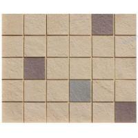 Buy cheap Small Size Flexible Ceramic Tile , Brick Effect Wall Tiles Mixed Color from wholesalers