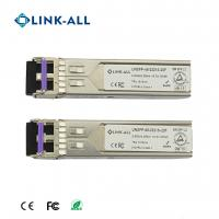 Quality Long Distance 2.5G 1550NM 160KM/ER Optical Transceiver With DDM for sale