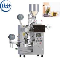 Quality 3.7 Kw Automatic Food Packing Machine For Small Tea Filter Bag Packing for sale