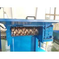 China Stable Running Plastic Shredder Machine For Plastic Pipe / Plastic Pallet on sale