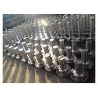 Quality AISI 4140(42CrMo4,SCM440)Forged Forging DTH Hammer Drill Bits Body Bodies In Drilling Tool for sale