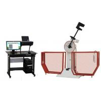 Buy cheap 380V Material Testing Machine , Computer Controlled Semi - Automatic Charpy from wholesalers