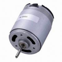 Quality 12V DC Motor, Ideal for Lean Products, Power Tools and RC Model, 47.2 x 55.2mm Motor Housing for sale