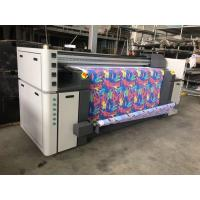 Quality Large Format Inkjet Textile Printing Machine High Resolution With Automatic Feeding System for sale