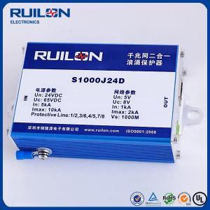 Quality Ruilon S1000J24D Series Surge Arrestor surge protector for IP Camera for sale