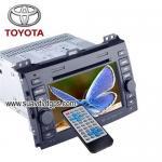 Quality TOYOTA PRADO Special Car entertainment system DVD player TV,bluetooth,GPS for sale