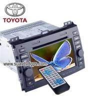 Buy TOYOTA PRADO Special Car entertainment system DVD player TV,bluetooth,GPS at wholesale prices