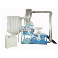 Quality Air Cooling Plastic Pulverizer Machine High Tech Fully Sealed 75kw Power for sale