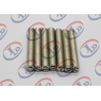 Buy Full Thread Screw Metal Machined Parts Lathe Turning 303 Stainless Steel at wholesale prices