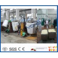 China Butter Churning Machine Butter Making Equipment With Cow Milk / Buffalo Milk Raw Material on sale