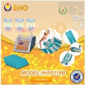 Quality IHAP118B pressotherapy machine used, lymph drainage machine for sale